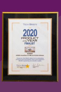 ADISRA SmartView — финалист года в 2020 году!